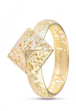 Кольцо Vangold. Цвет: золотой