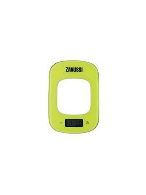 Кухонные весы Venezia, зеленый Zanussi. Цвет: зеленый