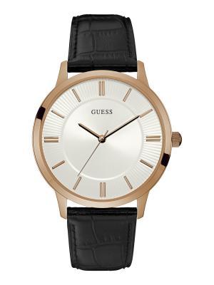 Часы GUESS. Цвет: белый, черный, красный, золотистый