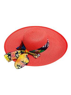 Шляпа Kameo-bis. Цвет: красный, желтый, синий