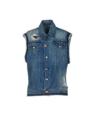 Джинсовая верхняя одежда JIJIL LE BLEU. Цвет: синий