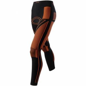 Термо-Штаны X-Bionic. Цвет: black/orange