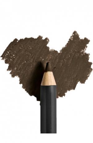Карандаш для глаз черно-коричневый Black/Brown Eye Pencil jane iredale. Цвет: бесцветный