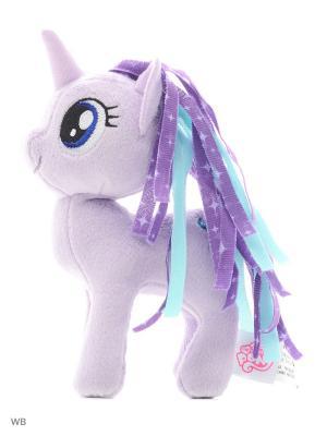 Маленькие плюшевые пони My Little Pony. Цвет: сиреневый