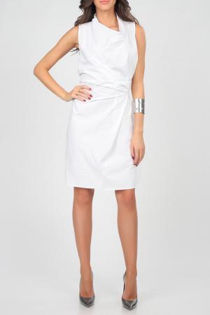 Платье Isabel Queen. Цвет: белый