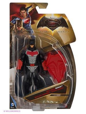 Фигурка персонажа фильма Бэтмен против Супермена BATMAN VS SUPERMAN. Цвет: золотистый, серый, красный
