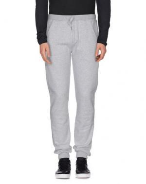 Повседневные брюки BLOMOR. Цвет: серый