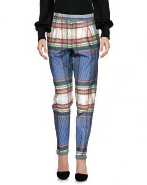 Повседневные брюки ED 2.0. Цвет: зеленый