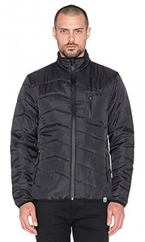 Куртка marc ourCASTE. Цвет: черный