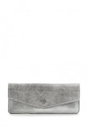 Кошелек Asya Malbershtein. Цвет: серебряный