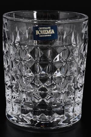 Стаканы 230 мл, 6 шт Crystalite Bohemia. Цвет: прозрачный