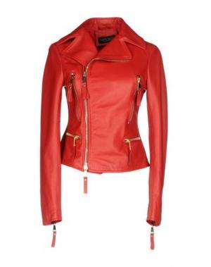 Куртка NORA BARTH. Цвет: красный