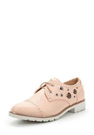 Ботинки Mellisa. Цвет: розовый