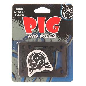 Подкладка  Piles Riser Black Pig. Цвет: красный,черный