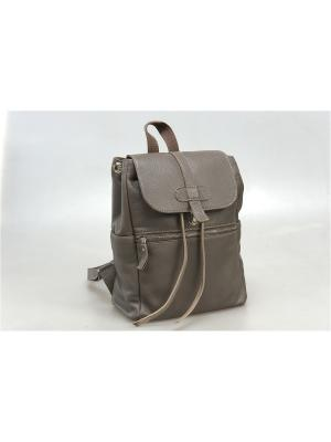 Рюкзак Olio Rosti. Цвет: серый