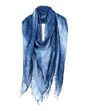 Платок DONDUP. Цвет: темно-синий