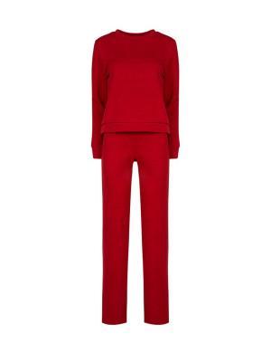 Костюм Fashion.Love.Story.. Цвет: красный