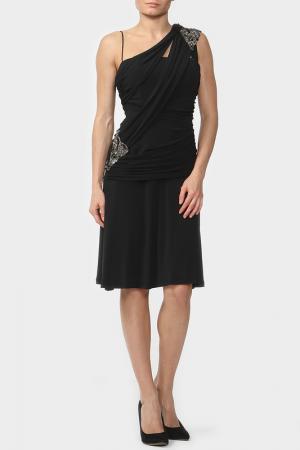 Платье Dina Bar-El. Цвет: черный
