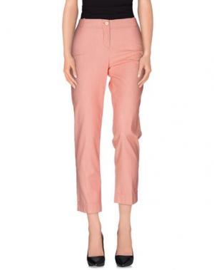 Повседневные брюки CALALUNA. Цвет: красный