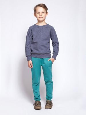 Джемпер Vilatte. Цвет: серо-голубой