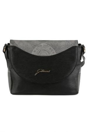 Bag Gattinoni. Цвет: black, grey