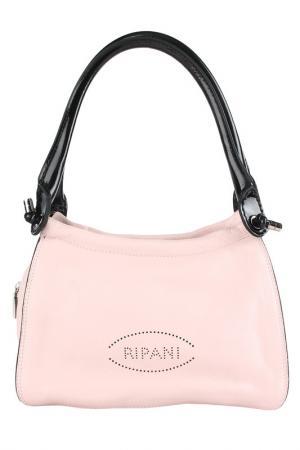 Сумка Ripani. Цвет: розовый, черный