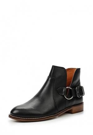 Ботинки Buffalo London. Цвет: черный
