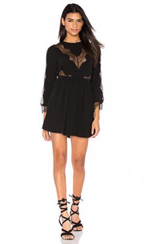 Платье umila IRO. Цвет: черный