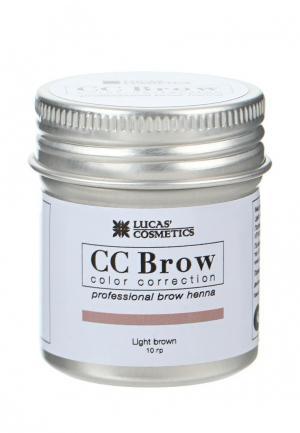 Тушь для бровей CC Brow. Цвет: коричневый