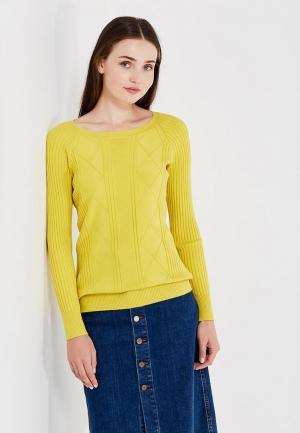 Джемпер Vis-a-Vis. Цвет: желтый
