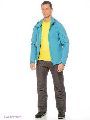 Куртка BRUNOTTI. Цвет: бирюзовый