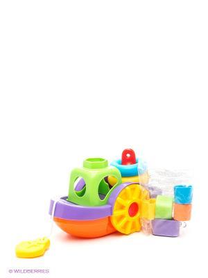 Игрушки для ванны Simba. Цвет: оранжевый