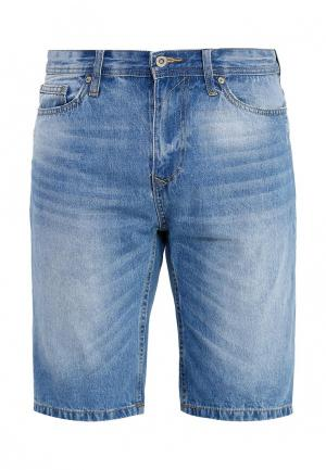 Шорты джинсовые Springfield. Цвет: синий