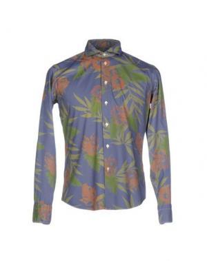 Pубашка JEY COLE MAN. Цвет: темно-фиолетовый