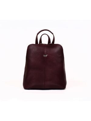 Рюкзак BarBara. Цвет: бордовый