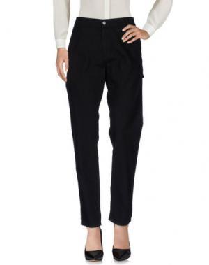Повседневные брюки SCOUT. Цвет: черный