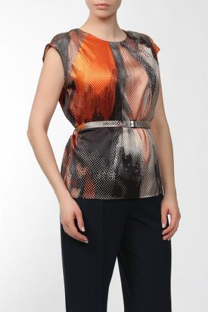 Блуза Ivo Nikkolo. Цвет: оранжевый