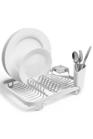 Сушилка для посуды Sinkin UMBRA. Цвет: белый