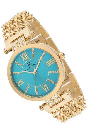 Часы PACO LOREN. Цвет: gold