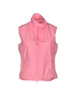 Куртка LALTRAMODA. Цвет: розовый
