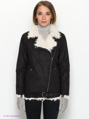 Куртка Camelot. Цвет: черный