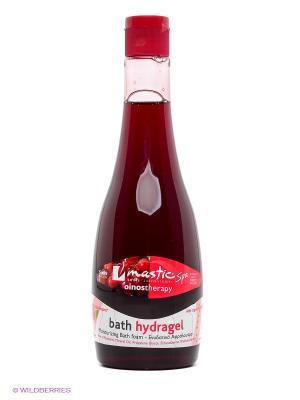 Гель для душа увлажняющий антибактериальный Bath hydra gel Mastic Spa. Цвет: красный