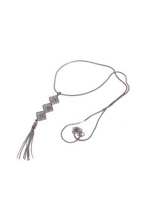 Ожерелье White Daisy. Цвет: белый