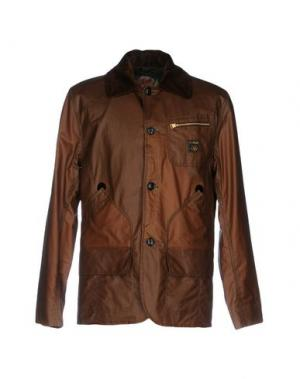 Куртка AIGLE. Цвет: коричневый