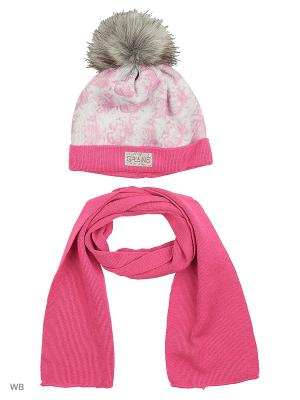 Комплект Grans. Цвет: розовый, серый