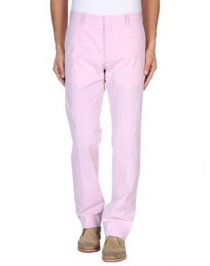 Повседневные брюки CARVEN. Цвет: розовый
