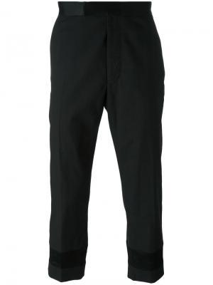 Antiaris trousers Haider Ackermann. Цвет: чёрный