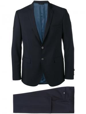 Вечерний костюм Tonello. Цвет: синий