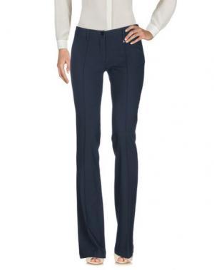 Повседневные брюки KATIA G.. Цвет: стальной серый