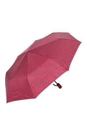 Зонт NUAGES. Цвет: бордовый